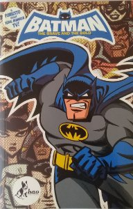 Batman The Brave and The Bold Importada (Italia)