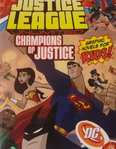 Justice League Unlimited Vol. 3 Importada