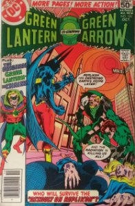 Green Lantern (Green Arrow) #109 Importada