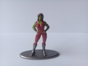 Nano MetalFigs Gamora