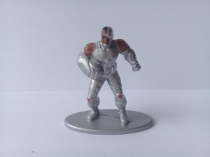 Nano MetalFigs Cyborg