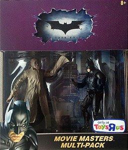 Mattel DC Batman Begins Movie Masters Multi Pack Exclusivo Toys R Us