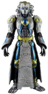 Bandai 2011 Kamen Rider Fourze Leo Zodiarts EX Collection