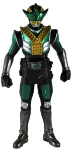 Bandai 2007 Kamen Rider Den-Oh! Kamen Rider Zeronos Altair Form