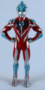 McDonald´s 2013 Ultraman Ginga Figure