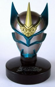 Banpresto  Kamen Rider Hibiki Mask Display Eiki Vol.12