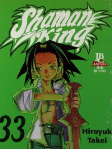 Shaman King #33 Edt JBC