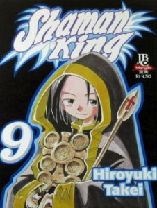 Shaman King #09 Edt JBC