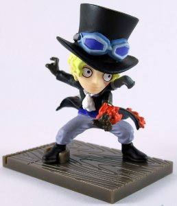 Banpresto ichiban Kuji One Piece Sabo Gashapon 2
