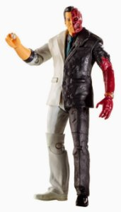 Mattel DC Multiverse Batman Arkham Two-Face (Duas-Caras)