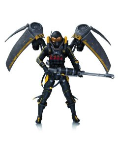 DC Collectibles Batman Arkham Origins Firefly Series 2 Raro