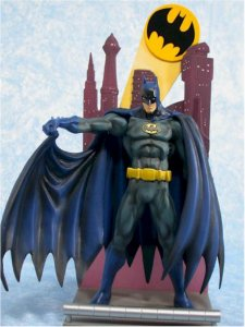 Yamato DC Batman Kia Asamiya Gotham´s Guardian Against Crime Wave 2