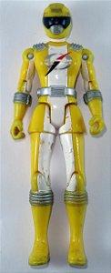 Bandai 2006 Boukenger/ Power Rangers Overdrive -Bouken Yellow / Ranger Amarela