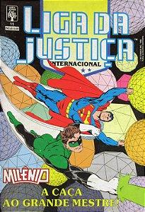 Abril DC Liga da Justiça Internacional Milênio #11