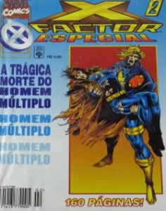 Abril Marvel X-Factor Especial #02
