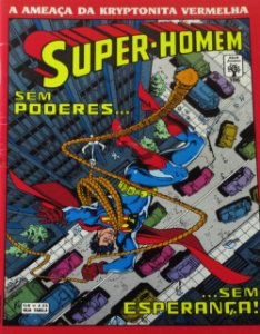 Abril DC Super-Homem #105
