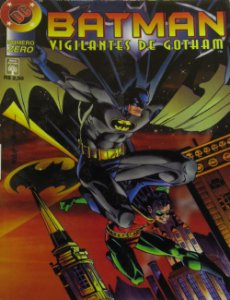 Abril DC Batman Vigilantes de Gotham #0