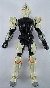 Takara 1988 Toho Cybercops Lúcifer Figure Loose