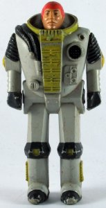Comandos em Ação Gi Joe Gijoe 1984  Deep Six  S.h.a.r.c. Diver