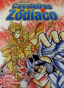 Cavaleiros do Zodíaco #23 Edit Conrad
