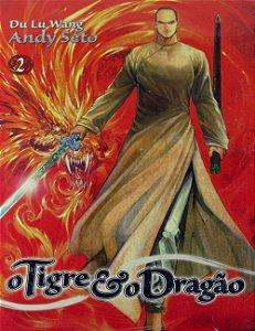 O Tigre e o Dragão #02 Panini Comics