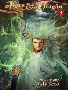 O Tigre e o Dragão #03 Panini Comics