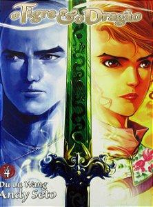 O Tigre e o Dragão #04 Panini Comics