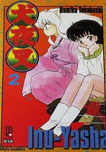 Inu-Yasha #02 Editora JBC