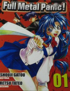 Full Metal Panic #01 Edit Panini Comics