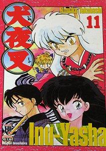Inu-Yasha #11 Editora JBC