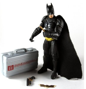 Mattel DC Batman Begins Figure Loose