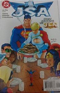 JSA #54 (Justice Society of America) Importada