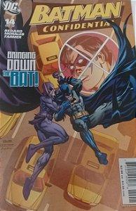 Batman Confidential #14 Importada