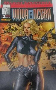 Marvel Apresenta #2 Viúva Negra - Ed. Panini