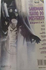 Sandman Teatro do Misterio Especial #1 - Ed. Tudo em Quadrinhos