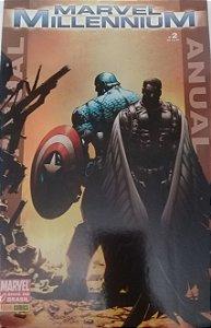 Marvel Millennium Anual #2 - Ed. Panini