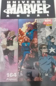 Universo Marvel Anual #1 - Ed. Panini