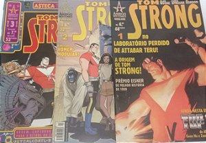 Tom Strong #1 #2 #3 Ed. Pandora Books