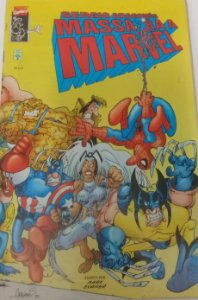 Sergio Aragones Massacra a MArvel  - Ed. Abril
