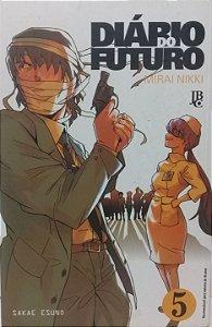 Diário do Futuro #5 - Ed. JBC