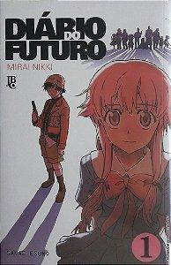 Diário do Futuro #1 - Ed. JBC