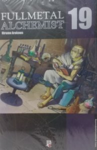 Fullmetal Alchemist 2ª Série #19 - Ed. JBC