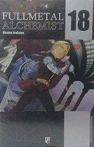 Fullmetal Alchemist 2ª Série #18 - Ed. JBC