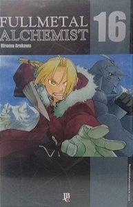 Fullmetal Alchemist 2ª Série #16 - Ed. JBC