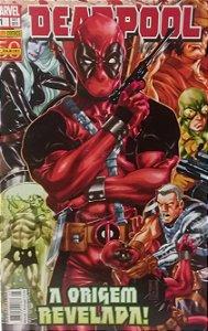 Deadpool 1ª Série - n° 1 - Ed. Panini