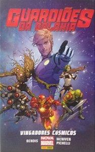 Guardiões da Galáxia Vingadores Cósmicos - Ed. Panini