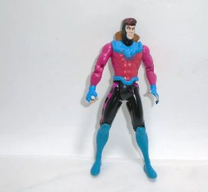Boneco Toy Biz Marvel X-men Gambit