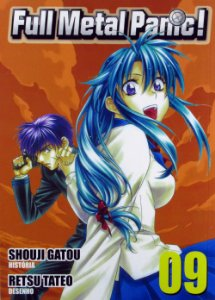 Full Metal Panic #09 Edit Panini Comics