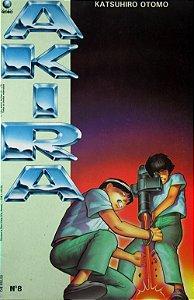 Akira #08 Editora Globo