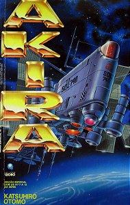 Akira Edição Especial Vol 02 (Nºs 7 a 12 da série regular)  Editora Globo